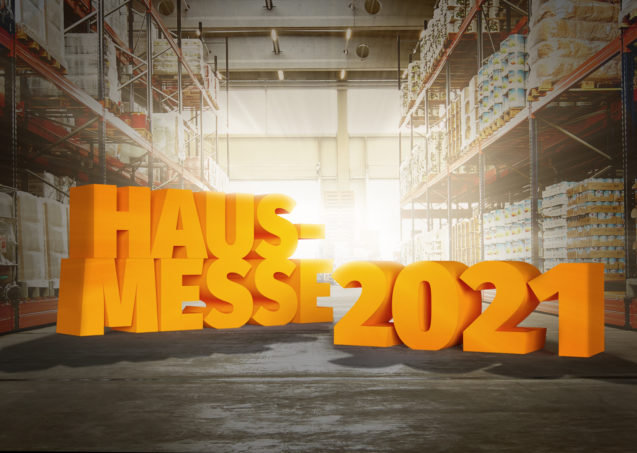 Unsere Hausmesse 2021 – in Planung